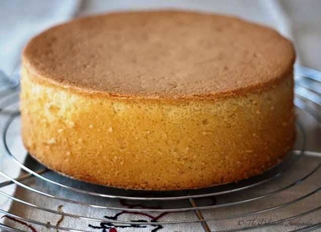 Como hacer bizcochuelo facil y esponjoso receta y trucos for Como decorar una torta facil y rapido